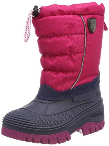 CMP Unisex-Kinder Hanki Bootsportschuhe, Pink (Strawberry B833), 30 EU