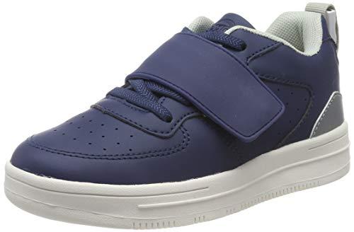 PRIMIGI Jungen PIL 44634 Sneaker, Blau (Navy 4463400), 34 EU