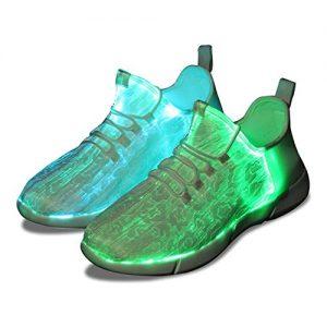 fluoreszierend LED-Schuhe