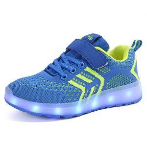 Jungen LED-Schuhe