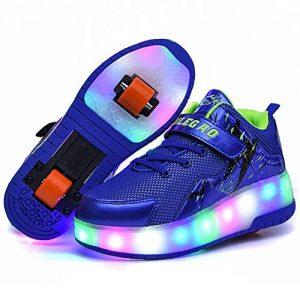 Blaue Schuhe für Jungen