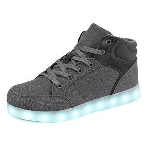 LED-Sneaker für Herren